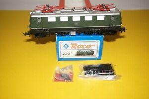 RF30-Roco-43637-Dc-H0-Electrica-Br-E41-072-De-DB-Probado-en-Emb-orig-Fast-Top