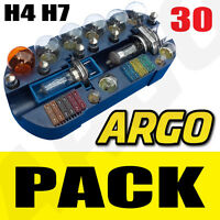 LAND ROVER DISCOVERY H7 H4 H7 EMERGENCY REPLACEMENT BULB FUSE SET SPARE KIT 55W