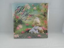 Precious Moments Last Forever Book Laura Martin New Sealed Collectors Club