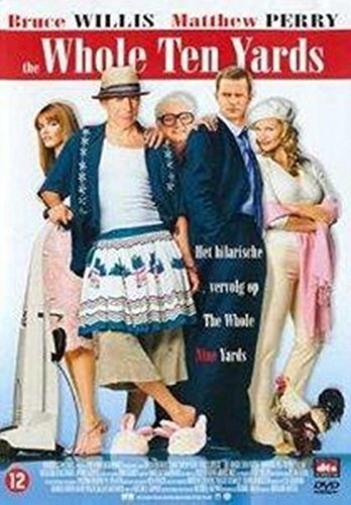 The Whole Ten Yards [Region 2] - Dutch Import (US IMPORT) DVD NEW