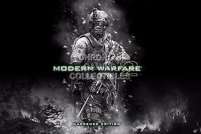 COD008 RGC Huge Poster Call of Duty Modern Warfare 2 II PS4 PS3 XBOX ONE 360