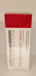 Wilma-schumann-Dark-Spot-Corrective-Serum-All-Skin-Types-30ml-1oz-Brand-New