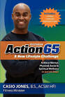 Action65 Vegetarian: A New Lifestyle Challenge by Casio Jones (Paperback / softback, 2010)