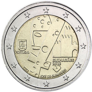 Portugal-2-Euro-2012-Jose-de-Guimaraes-Kulturhauptstadt-Gedenkmuenze-bankfrisch