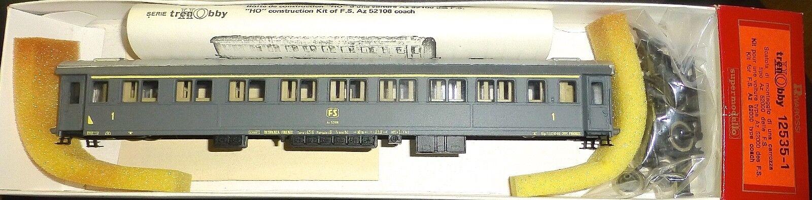 FS Az 52108 Vagones Kit Construcción Trenhobby rivarossi 12535-1 H0 1 87 Å
