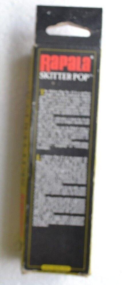 Difficile trovare nuovi, ma purtroppo purtroppo purtroppo fuori produzione RAPALA SKITTER POP SSP-12 PF 12cm/40gr 67ece8