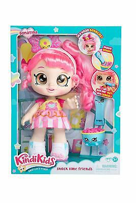 "{NEW} Kindi Kids Snack Time Rainbow Kate 10/"" Doll Fast Shipping"