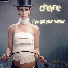 I've Got Your Number [Single] - Cheyne (CD 2004)