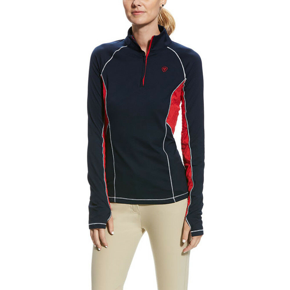 Ariat Femme Lowell 2.0 1 4 Zip Top - 10023768