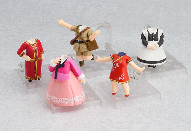 Lovelive sunshine   Dress Up World Image Girls Vol.1 Nendoroid More  - BRAND NEW