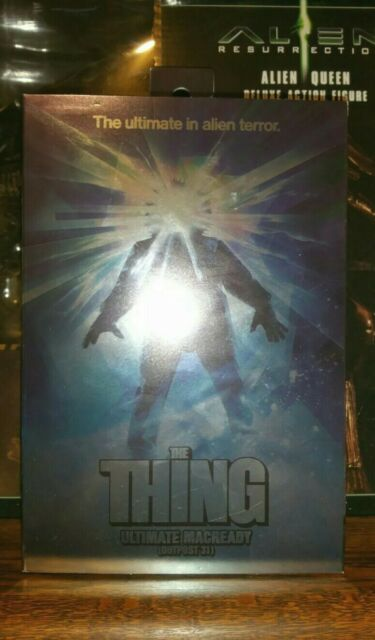 NECA The Thing Ultimate MacReady Action Figure
