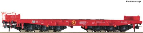 Spur H0 Epoche VI NEU /& OVP DB AG Roco 76825 Schwerlastwagen