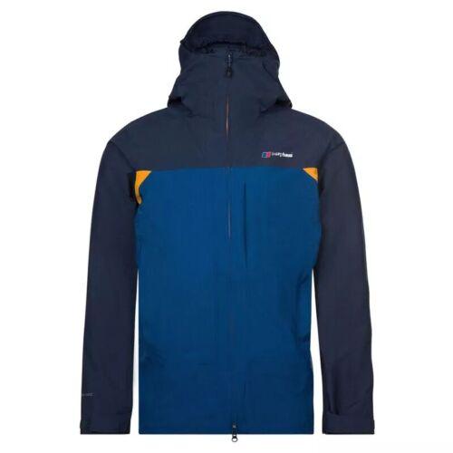 BERGHAUS Mens Jacket Berghaus Chombu Waterproof Jacket Mens Top