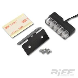 Mini-LED-Kennzeichen-Beleuchtung-Nummernschild-Beleuchtung-Motorrad-Quad-PKW-KFZ