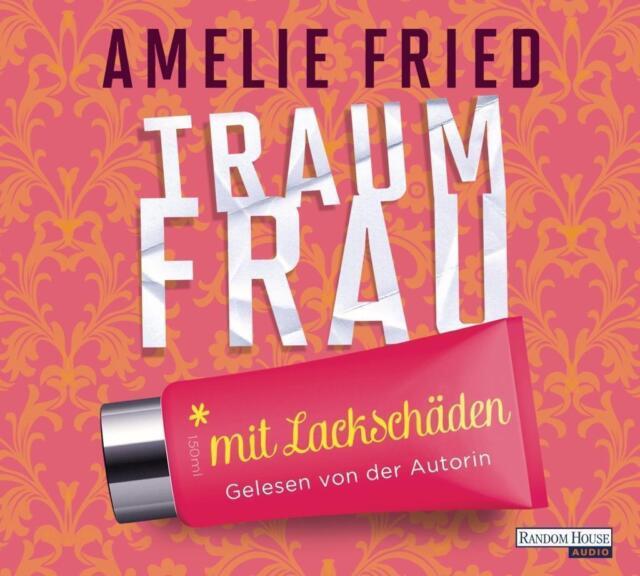 Fried, Amelie - Traumfrau mit Lackschäden /4
