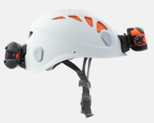 New in Box BA Petzl Trios Caving Helmet White Size 1 Model E75 1W2 $560 MSRP