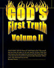 God's First Truth: Volume II by Writers Club Press (Paperback / softback, 2000)
