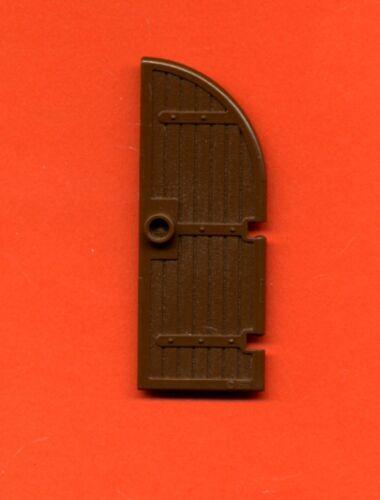 LEGO -- 2554 -- PORTE -- Marrone -- 1 x 3 x 6 -- cavaliere Burg-Western -- pezzo di ricambio