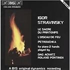 Igor Stravinsky - : Le Sacre du Printemps; L'Oiseau de Feu; Petrouchka (1987)