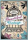 Beautiful Vintage: Creative Coloring for Grown-Ups by Barron's Educational Series (Paperback / softback, 2016)