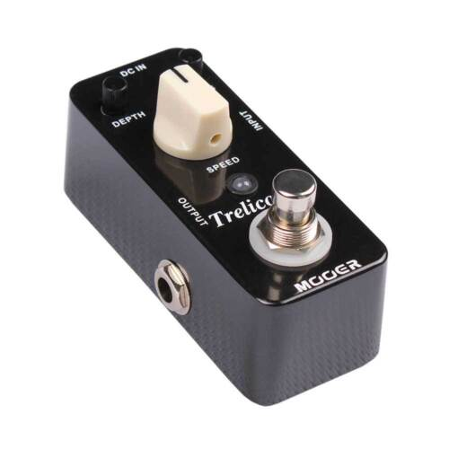 BRAND NEW  MTR1 Mooer Micro Series Trelicopter Optical Tremolo Effects Pedal