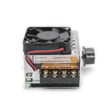 4000w Ac 220v Scr Variable Voltage Regulator Motor Speed Control Controller Fan