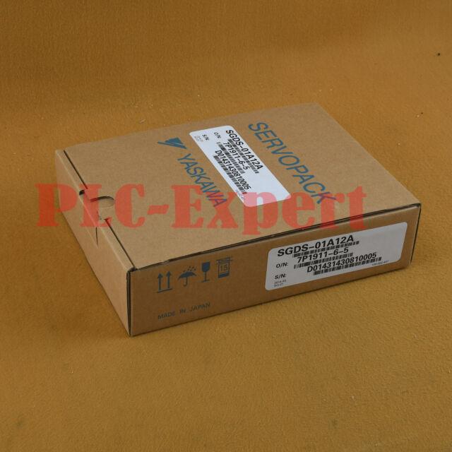 1pc Yaskawa Servo Drive Sgds-01a12a SGDS01A12A One Year for sale online