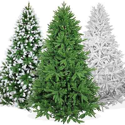 Künstlicher Weihnachtsbaum aus Spritzguss PE Tannenbaum Christbaum Kunstbaum