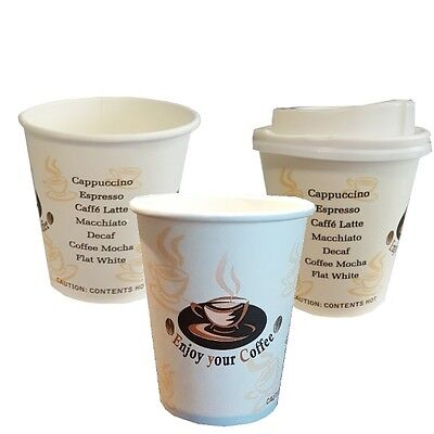 1000 Deckel für Coffee to go Becher 0,2l Exclusive