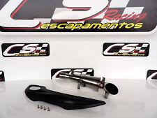 Kawasaki Z800 2013/on Exhaust Muffler CS Racing no header Taylor Made Style
