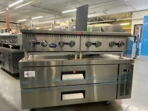 refrigerated chefbase restaurant cooler Canada Preview
