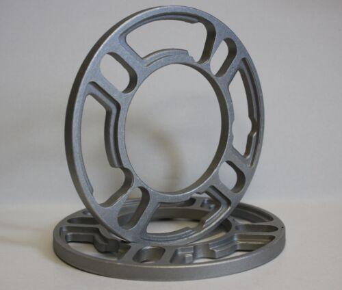2 x 7 mm Cerchi in lega Distanziatori RASAMENTI Fit RENAULT CLIO SPORT 197 06-ON