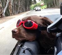 Doggles K9 Optix Rubber Frame Dog Sunglasses Uv Eye Protection Shades Eyewear