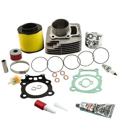 Top End Cylinder Rebuild Kit OEM Fits 2000-2006 Honda TRX350 Models 4449-A8