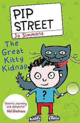 The Great Kitty Kidnap (Pip Street), Simmons, Jo, Very Good Book