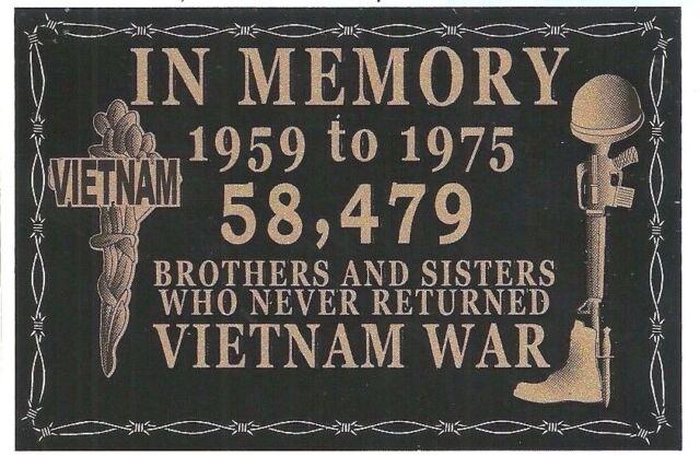 Image result for in memory of vietnam war