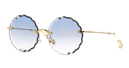 Chloé ROSIE CE142S Gold//blue Shaded 816 Sunglasses