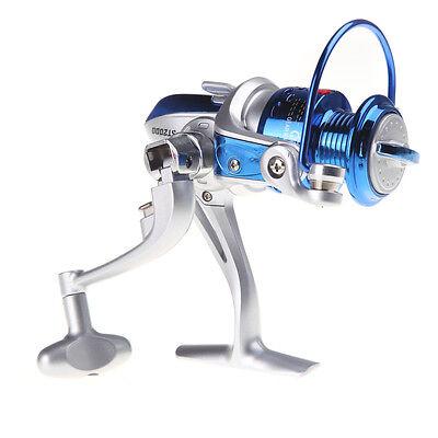 8BB Ball Bearings Left/Right Handle Fishing Spinning Reel ST2000 5.1:1 Fish Reel