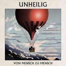UNHEILIG Von Mensch zu Mensch CD 2016