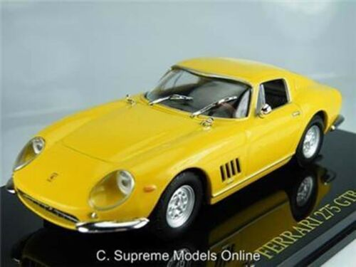 = Ferrari 275 GTB Coche Modelo 1//43RD Escala Amarillo combinación de colores ejemplo T3412Z