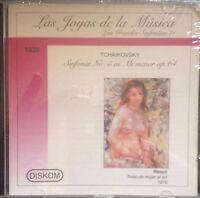 Las Joyas De La Musica - Tchaikovsky - Las Grandes Sinfonias - 11 (cd)
