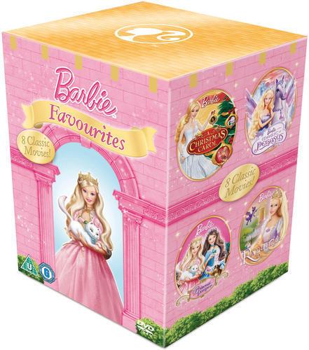 1 of 1 - Barbie: Bumper Favourites (Box Set) [DVD]