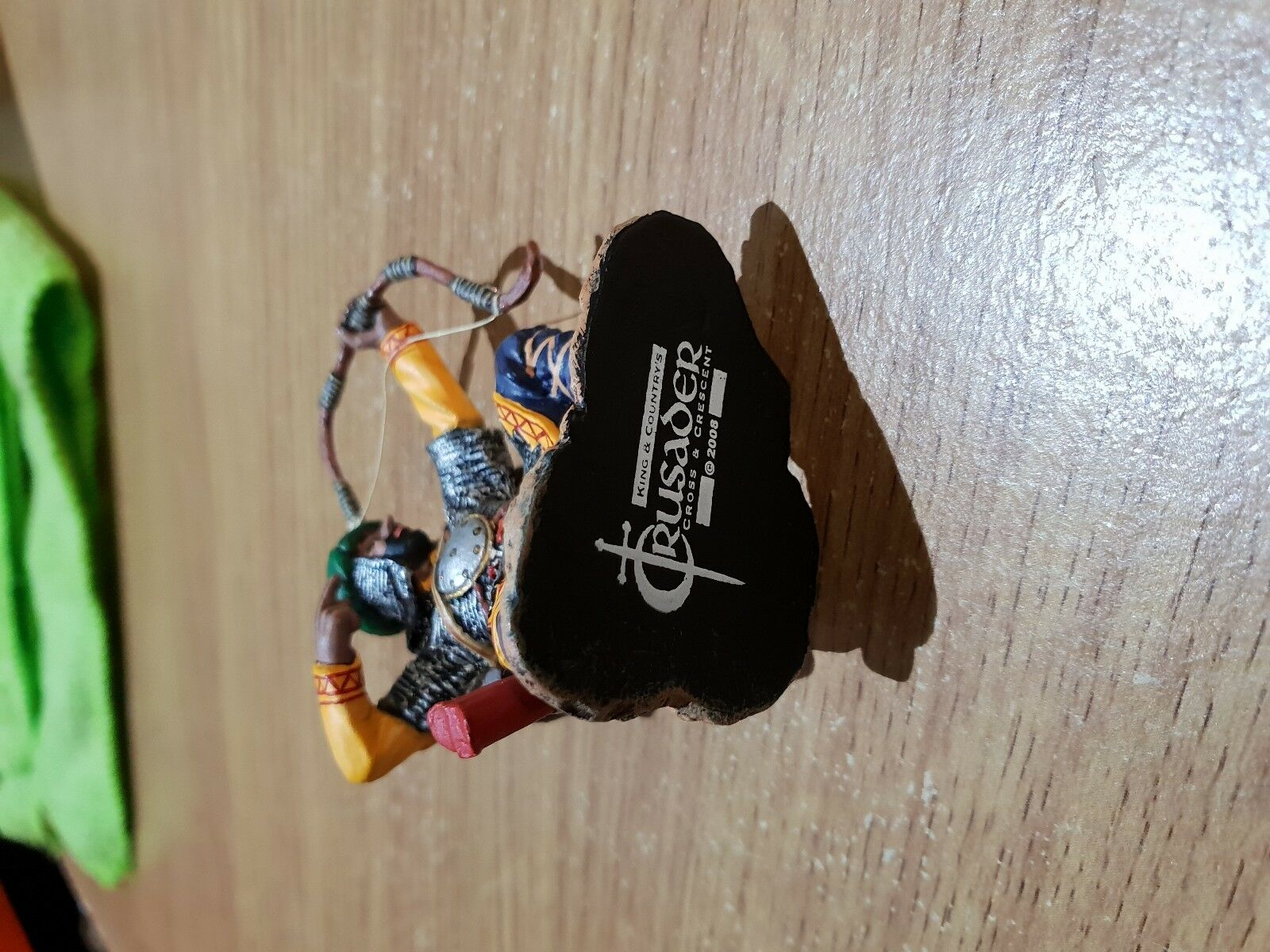 2 X X King & Country CRUSADERS TOY SOLDIERS