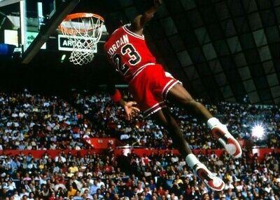 MICHAEL JORDAN Poster 24 by 36 inch NBA Basketball Photo Poster 2