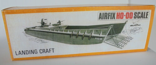 Repro Box Airfix H0-00 Scale Landing Craft