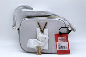 Mario-Valentino-Damen-Divina-Ghiaccio-Handtasche-Clutch-VBS1R409G