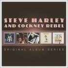 Steve Harley and Cockney Rebel Original Album Series 5 X CD 2014 &