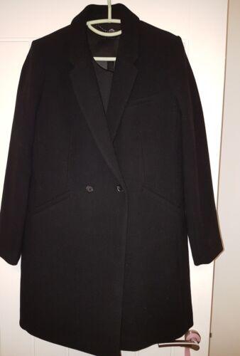 Xxl Cappotto Navy Bnw Woman Zara giacca Taglia Fwv8WxX