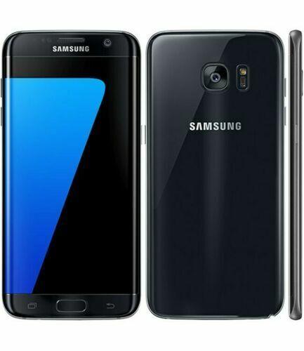 NEW UNLOCKED Samsung Galaxy S7 Edge SM-G935A 32GB Black Gold Titanium G935A AT&T