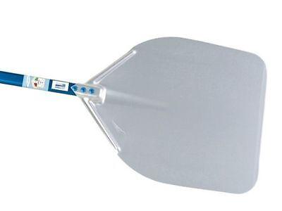 Schaufelblatt 37x37 Cm Stiellänge 150 Cm In Vielen Stilen DemüTigen Premium Pizzaschaufel Aus Aluminium